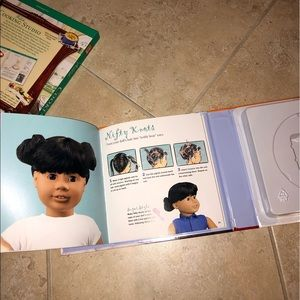 American Girl Other - American Girl activity books